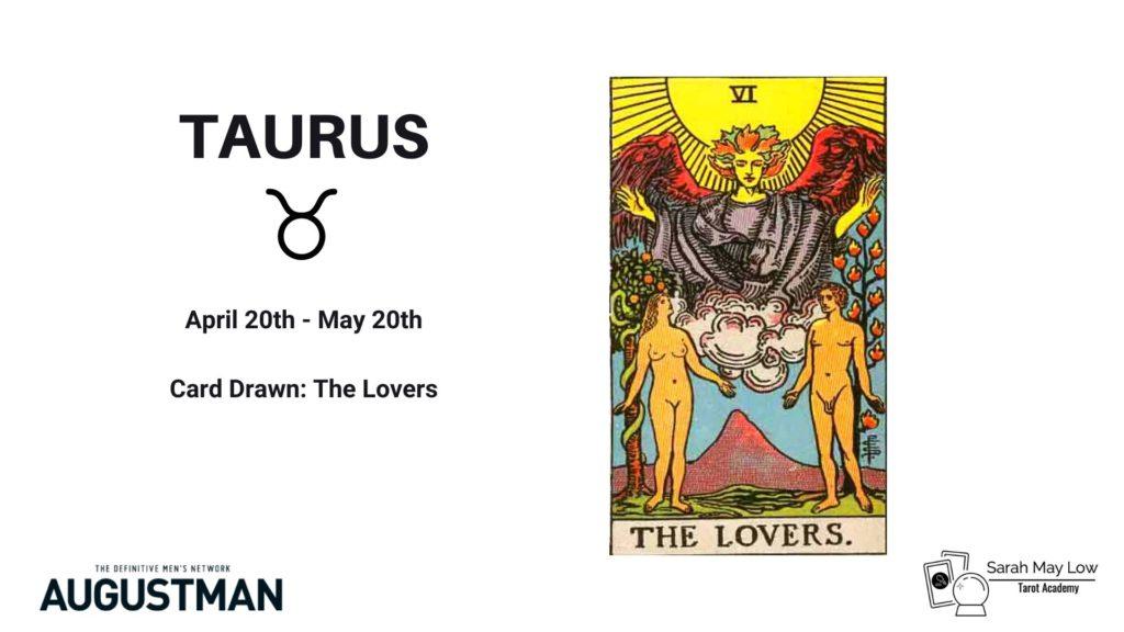 tarot cards taurus