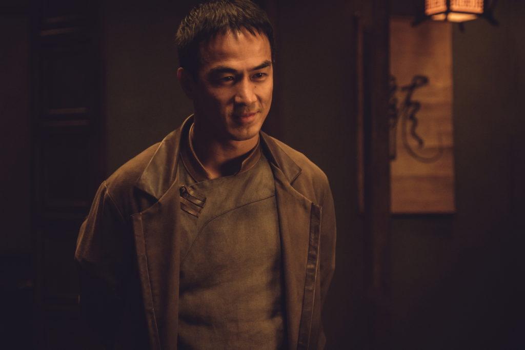 Southeast asia actor joe taslim