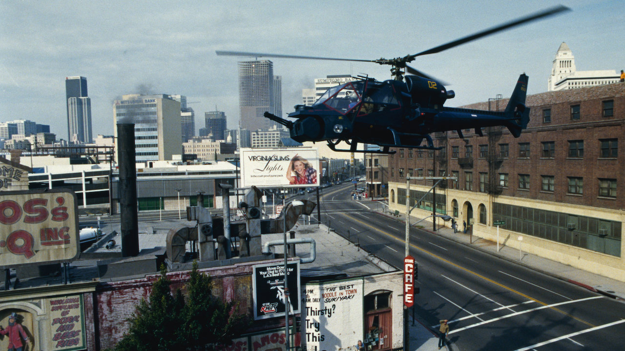 A Round-Up Of The Iconic Helicopters In Film And Television