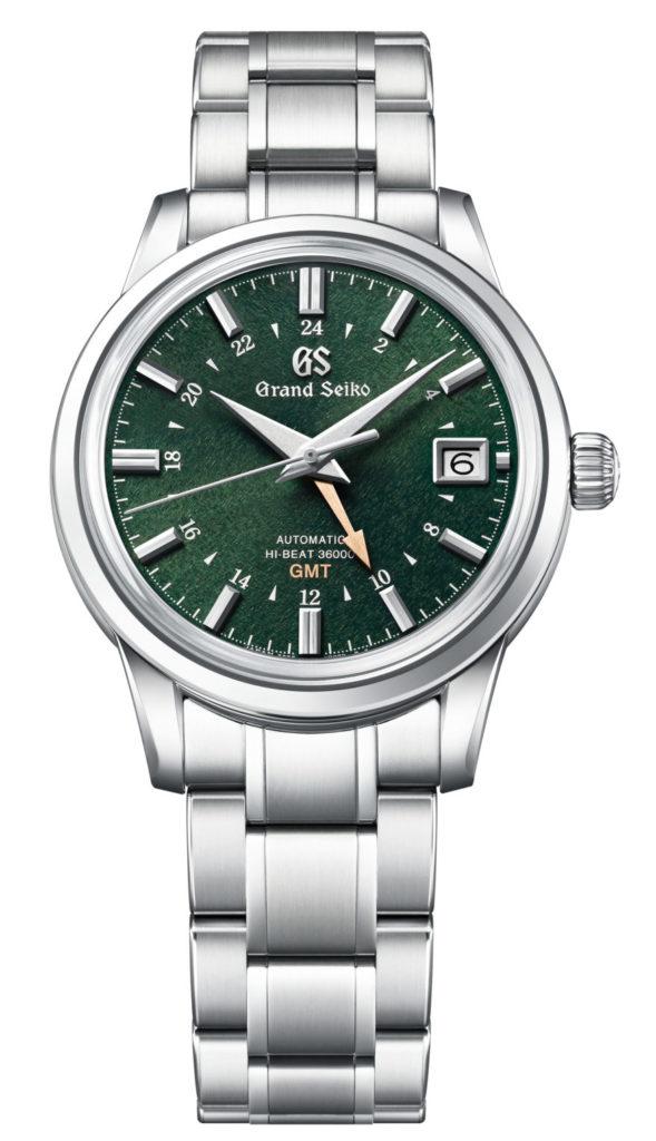 new Grand Seiko GMT