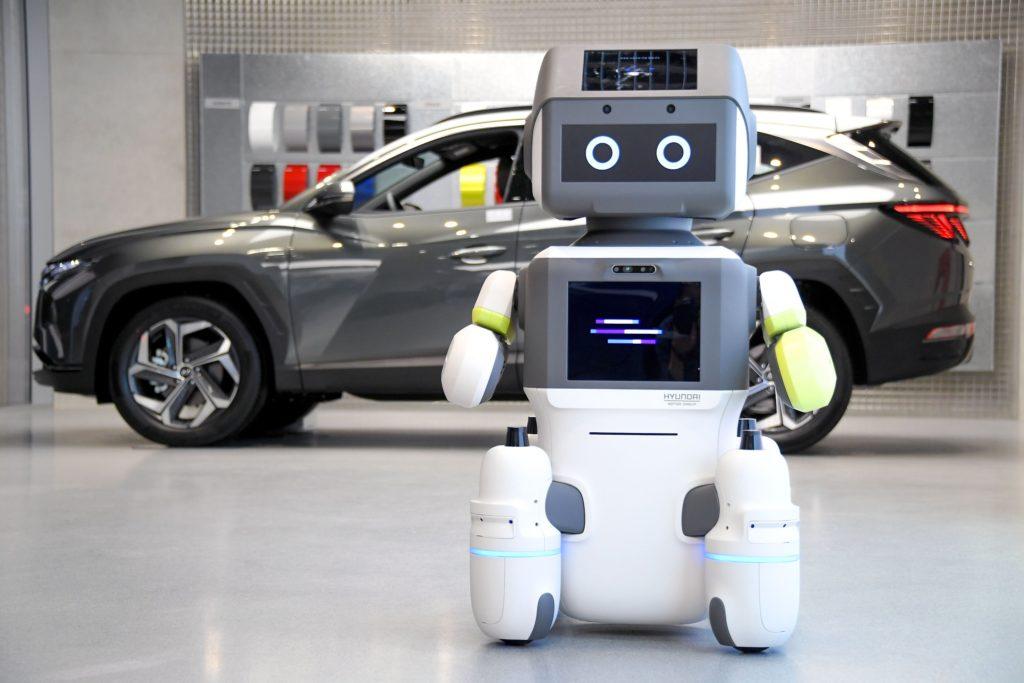 hyundai dal-e robot