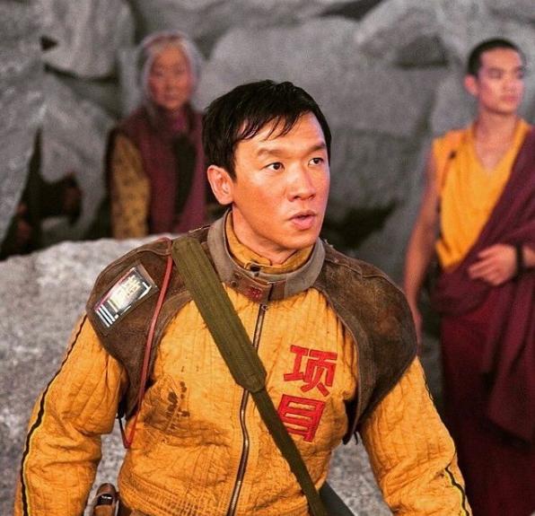 Chin Han 2012 movie