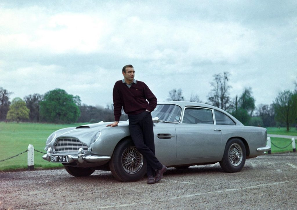 iconic cars films