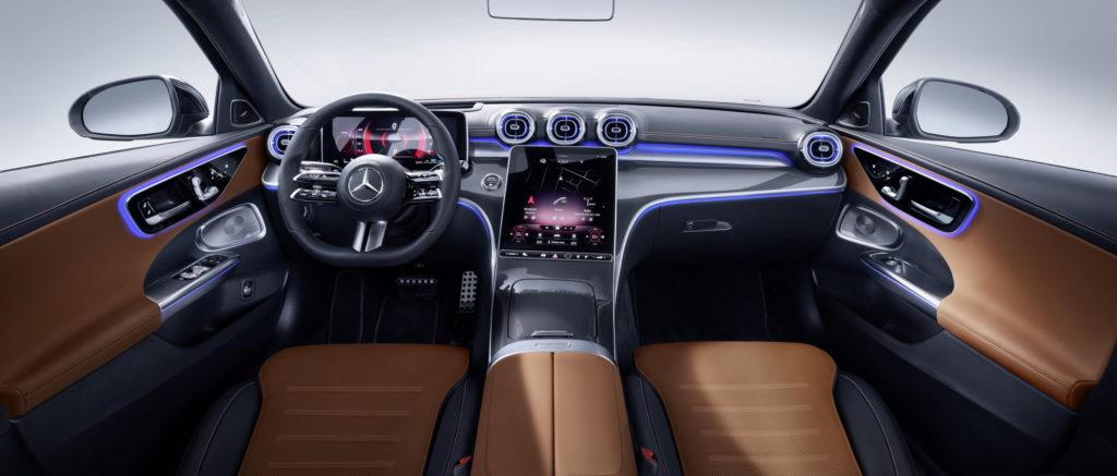 2022 Mercedes-Benz C-Class MBUX