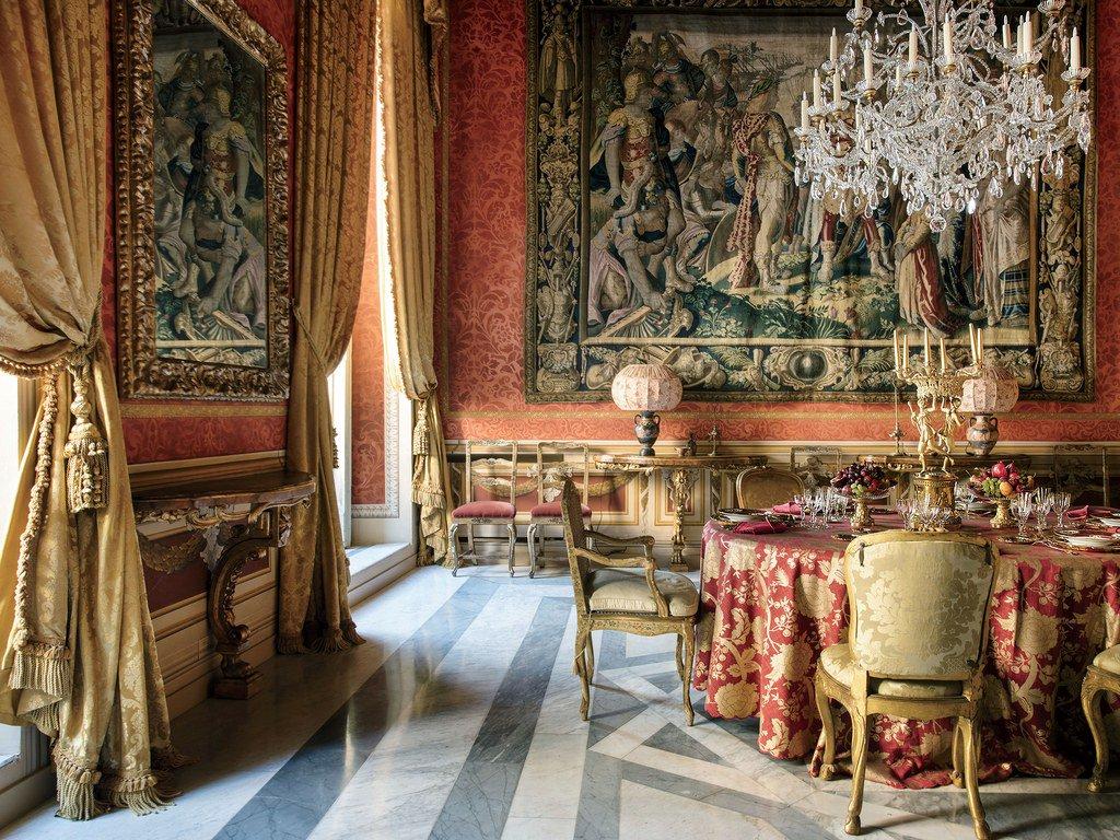 european castles rent