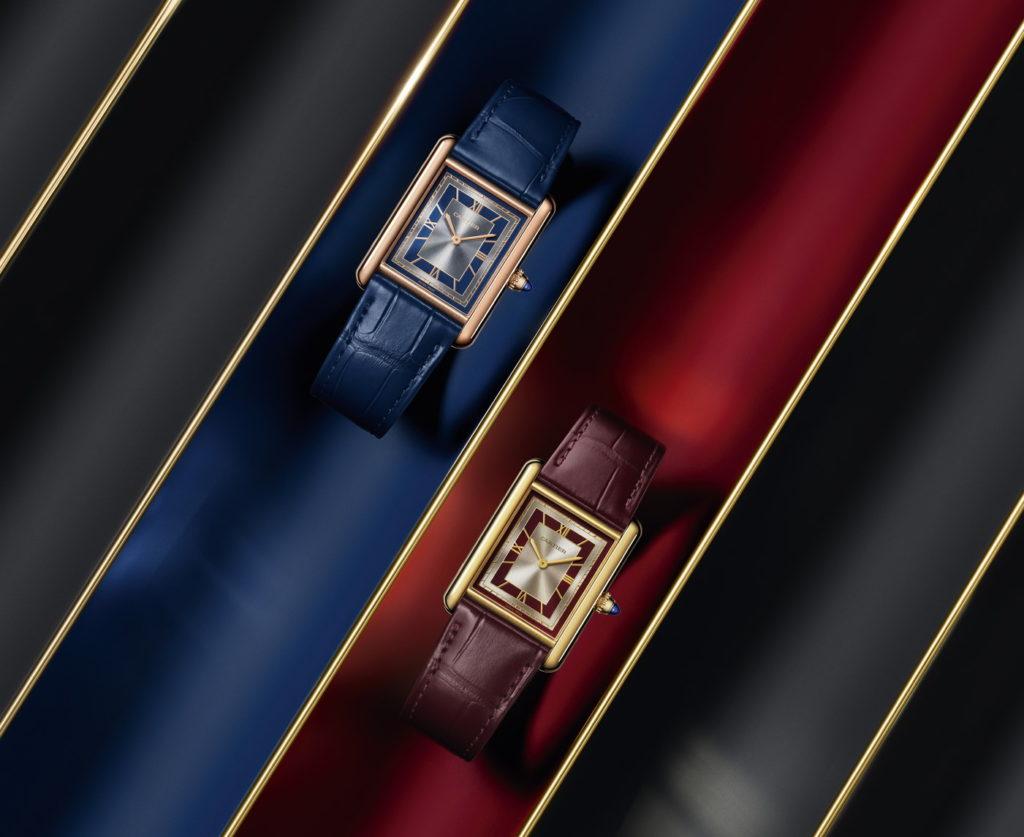 Cartier's 2021 Novelties Tank LC