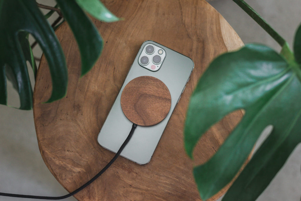 MagPad - Wireless Charger Ante Woodcessories