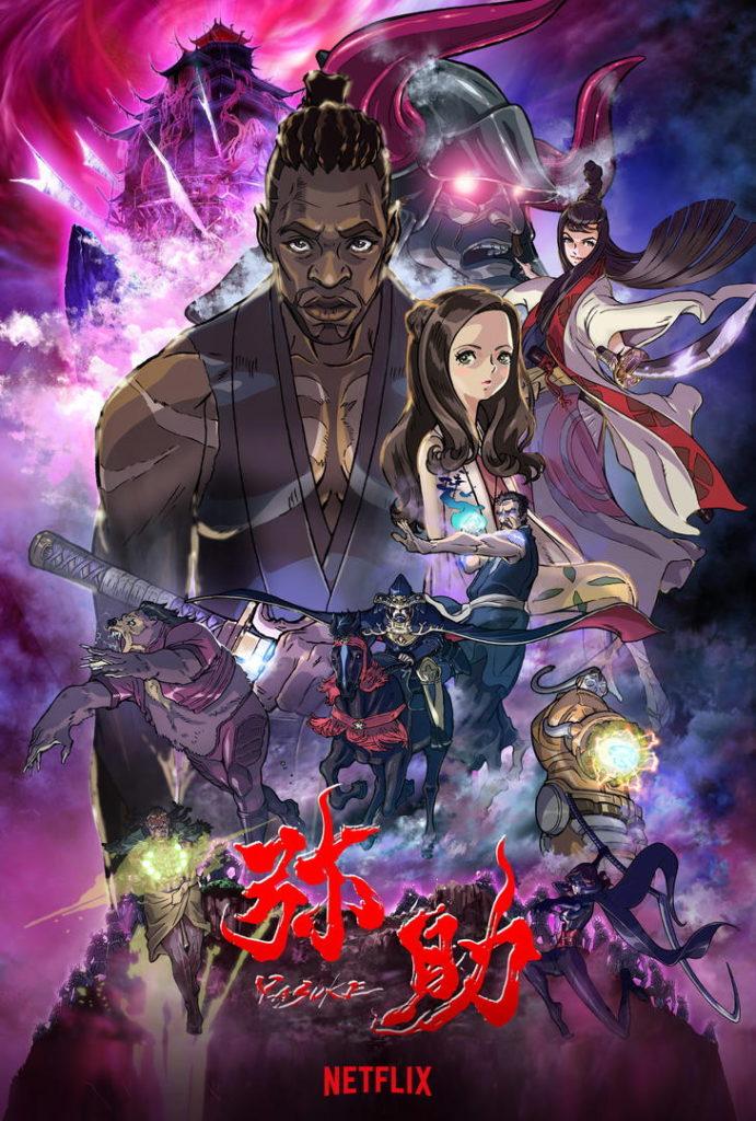 netflix yasuke anime