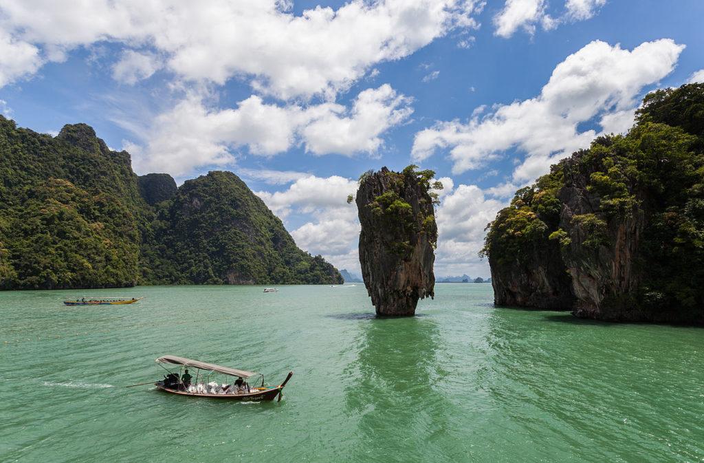 Ao Phang Nga National Park, Thailand