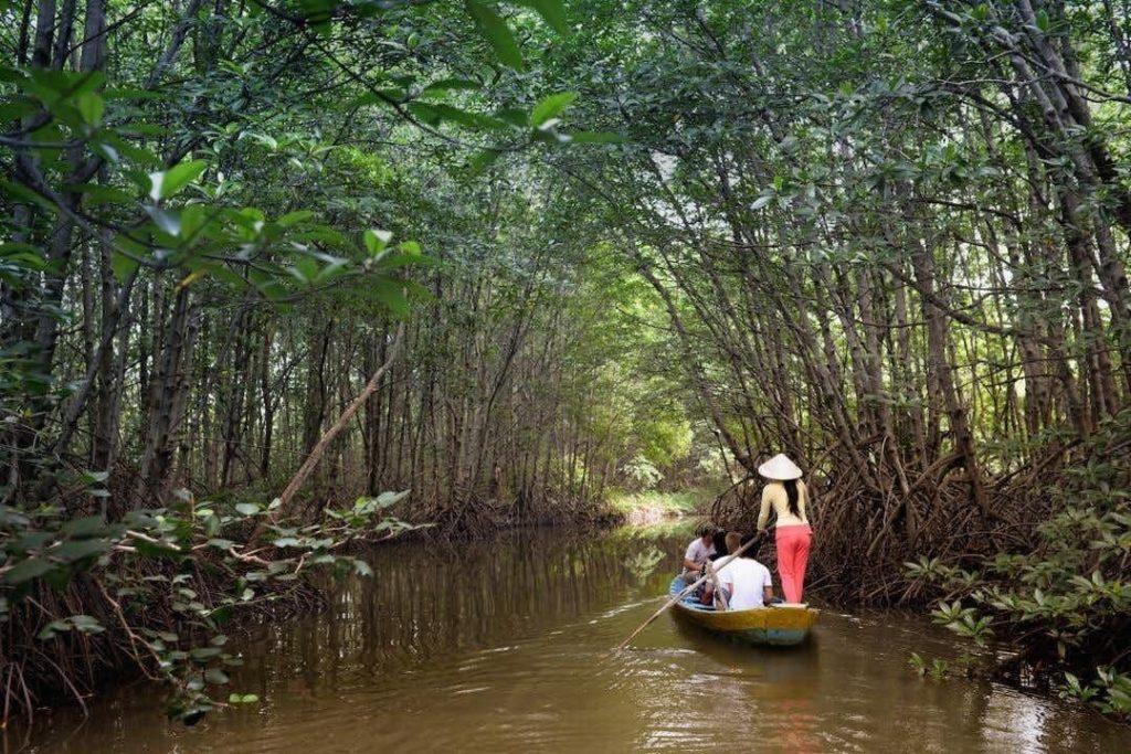 Cần Giờ Mangrove Biosphere Reserve