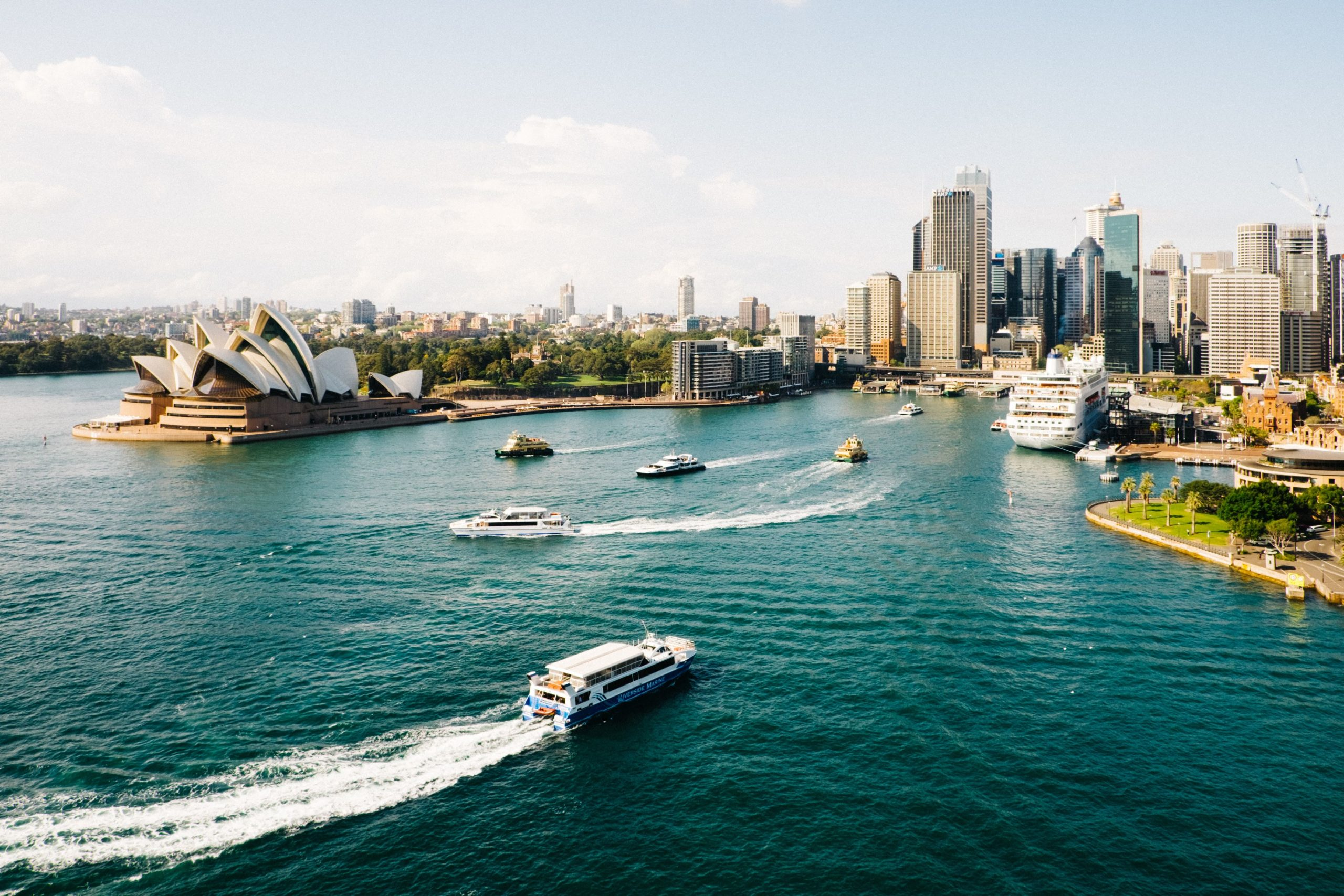 Australia And Singapore Are In Talks About An Air Travel Bubble