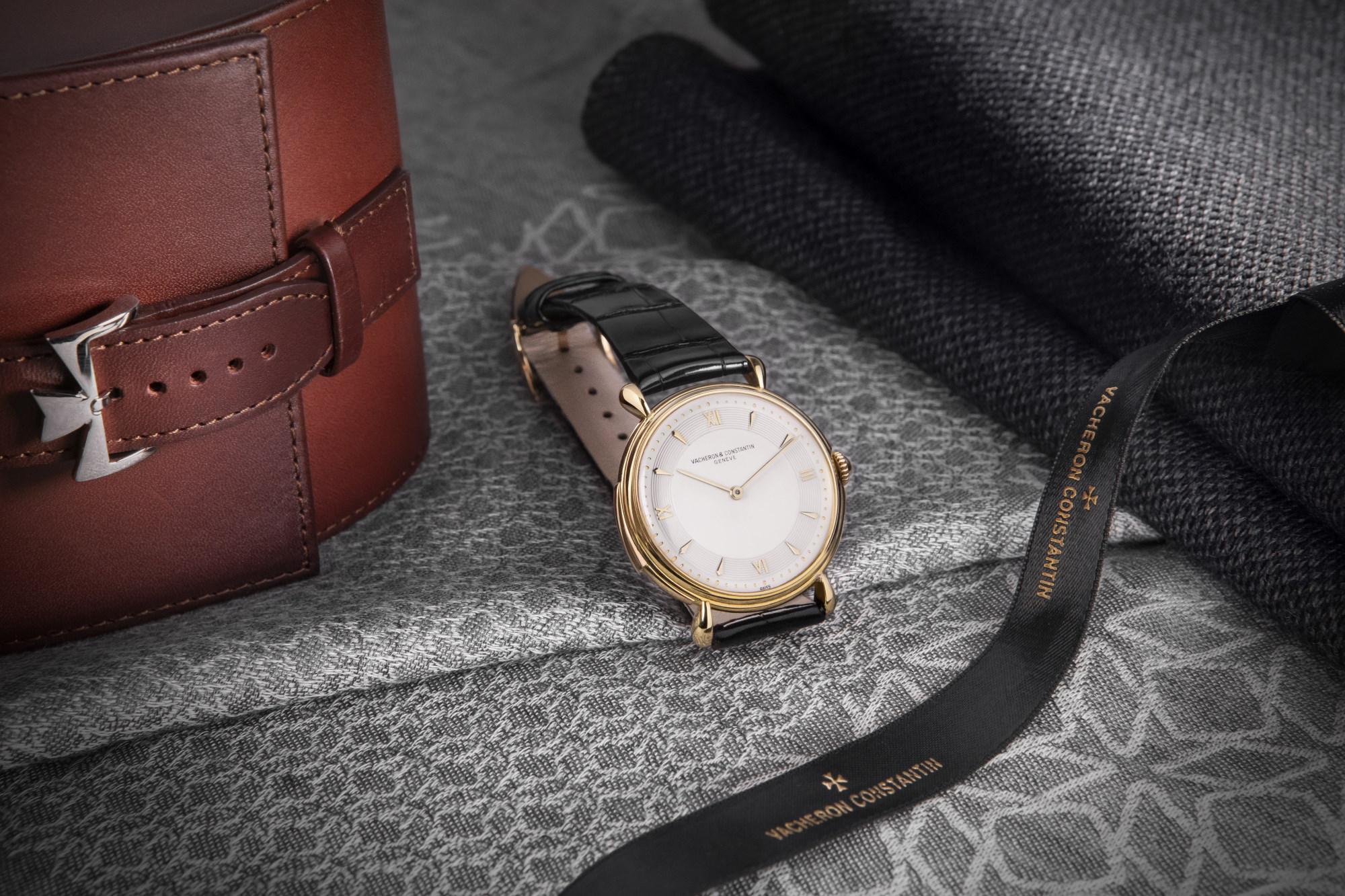 Old Is Gold: Vacheron Constantin Displays Watchmaking Heritage