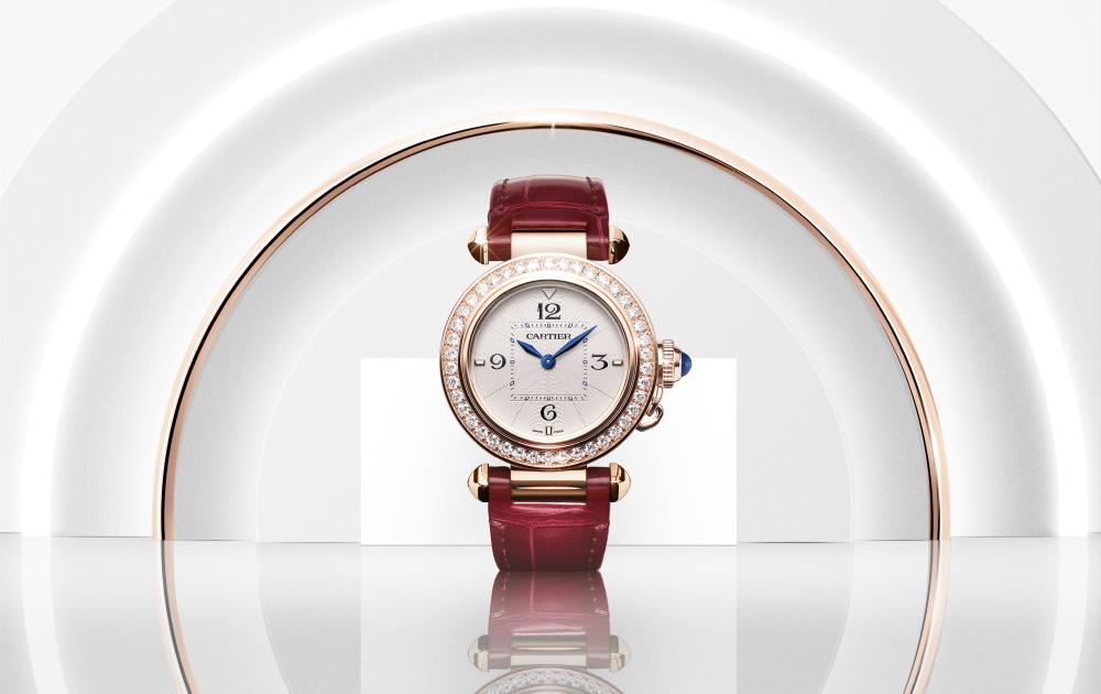 Cartier's 2021 Novelties Pasha