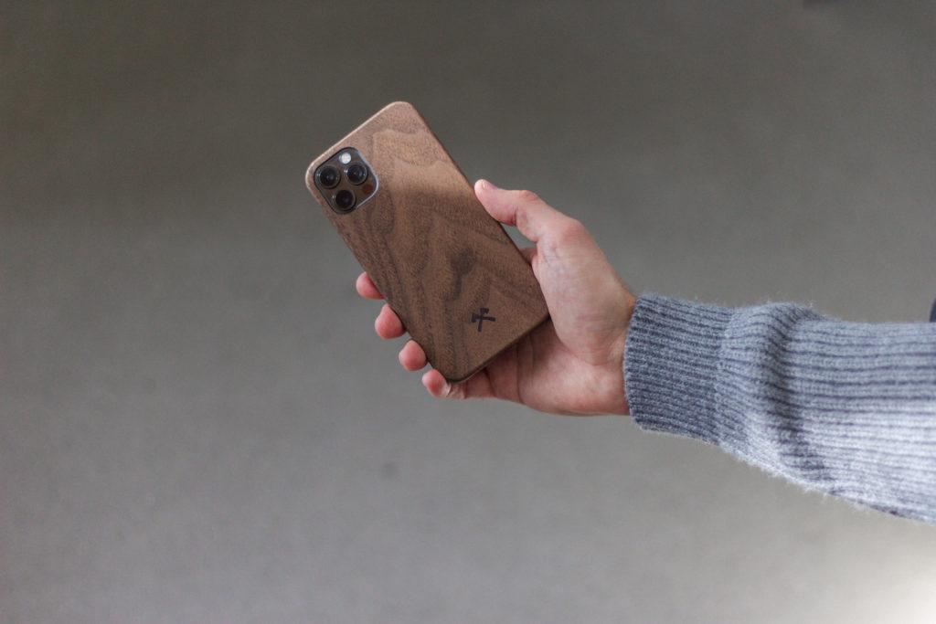 Ante Woodcessories iPhone Slim Case