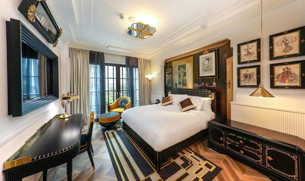 Capella new asian hotels