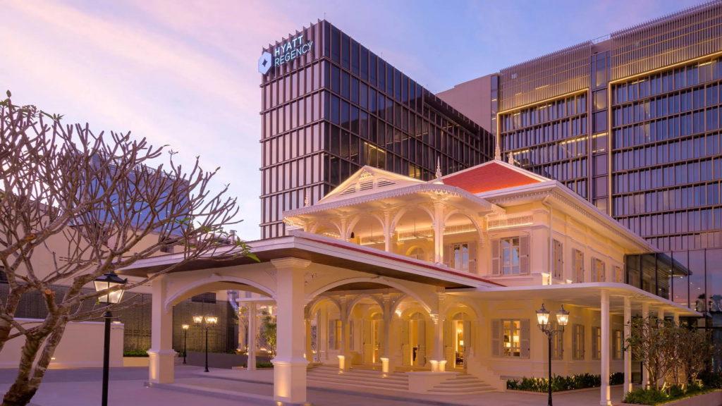 Hyatt Regency Cambodia