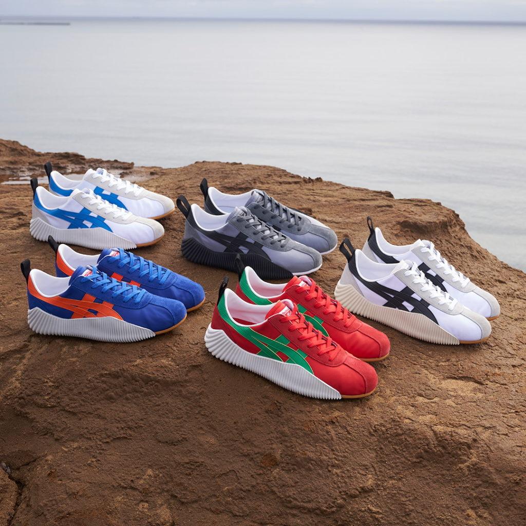 Onitsuka Tiger SS21 footwear