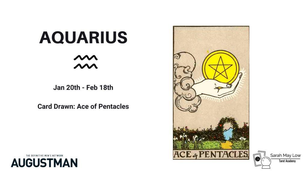 tarot cards aquarius
