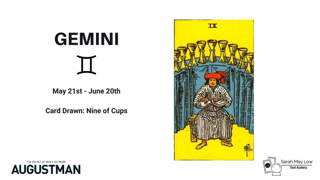 tarot cards gemini