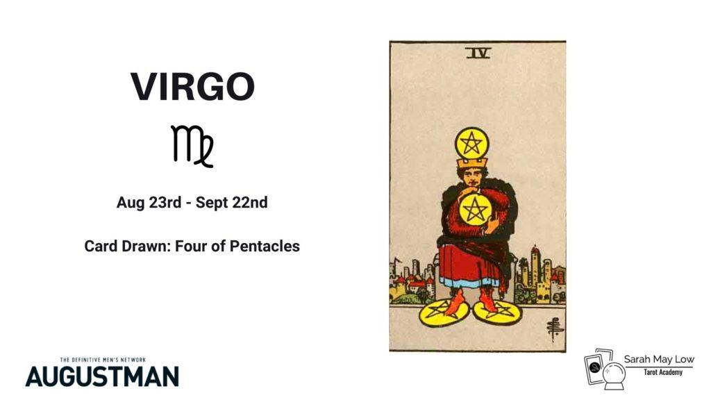 tarot cards virgo