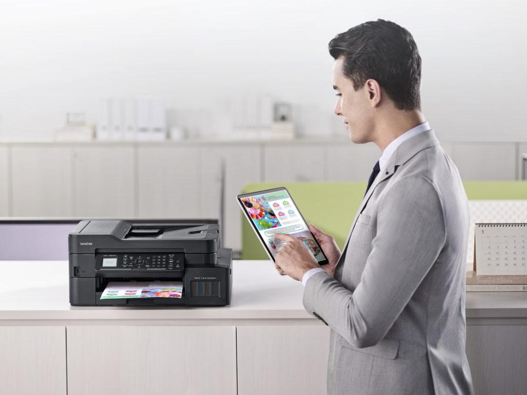 brother ink tank printer smart