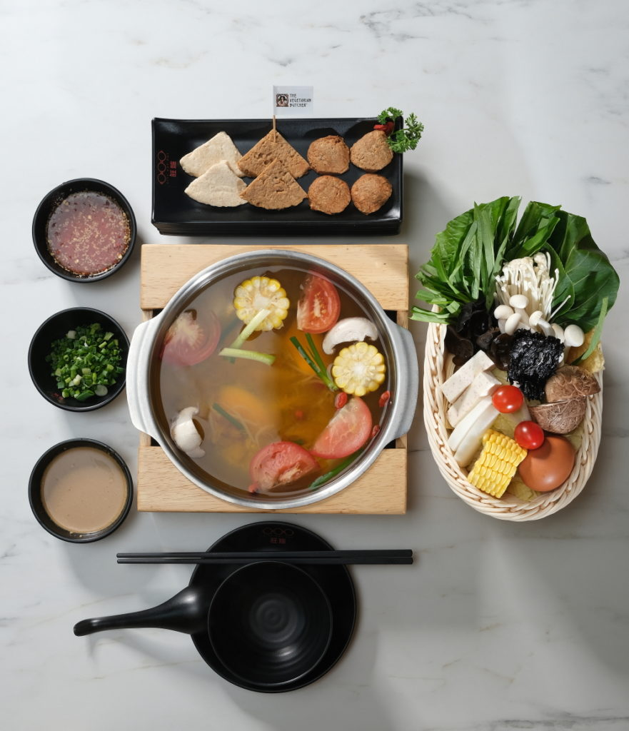 City Hot Pot Vegetarian