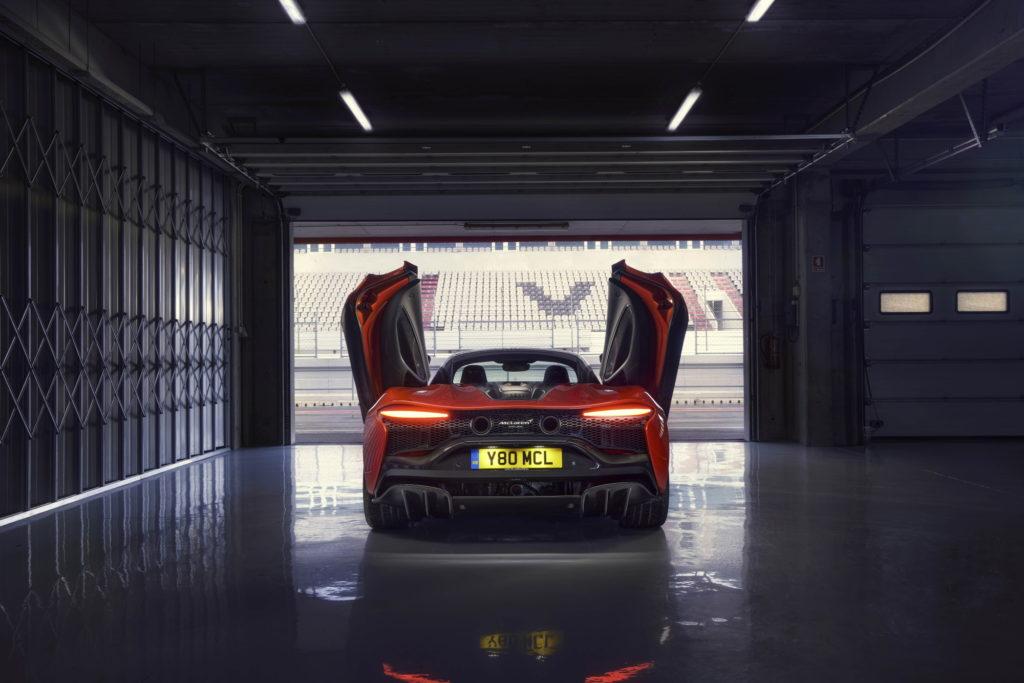 McLaren Artura design