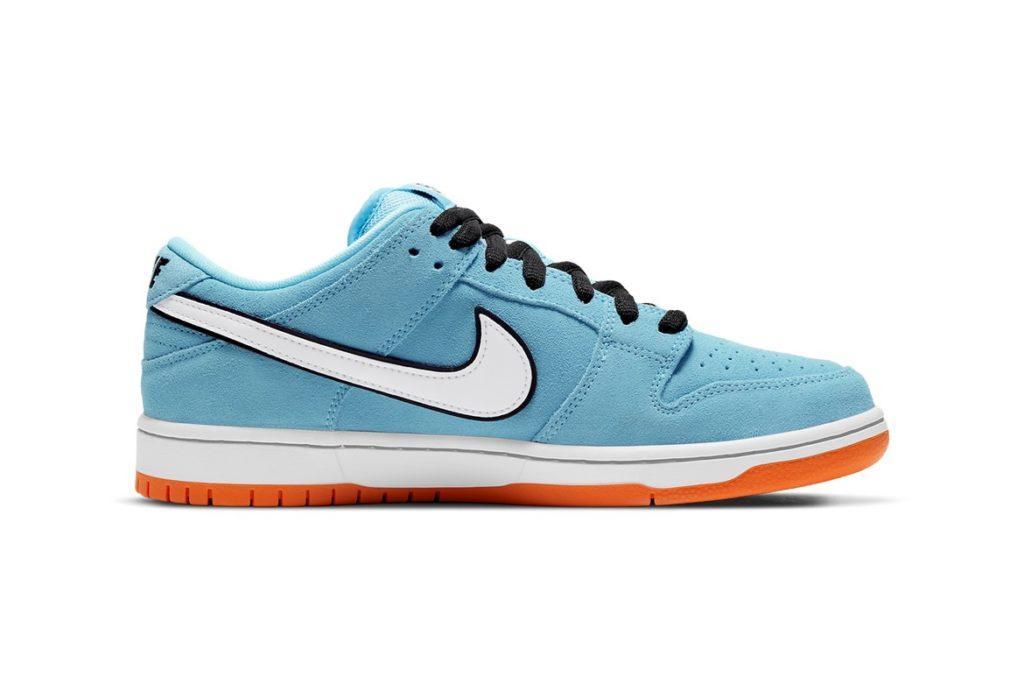 Nike SB Dunk Gulf side