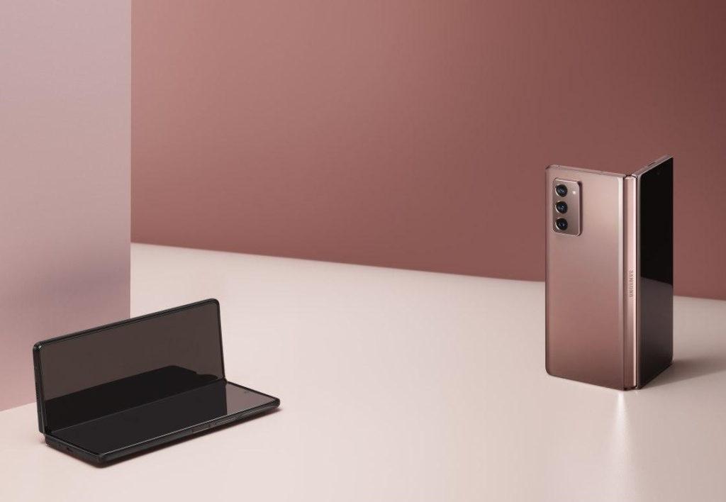 samsung foldable smartphone