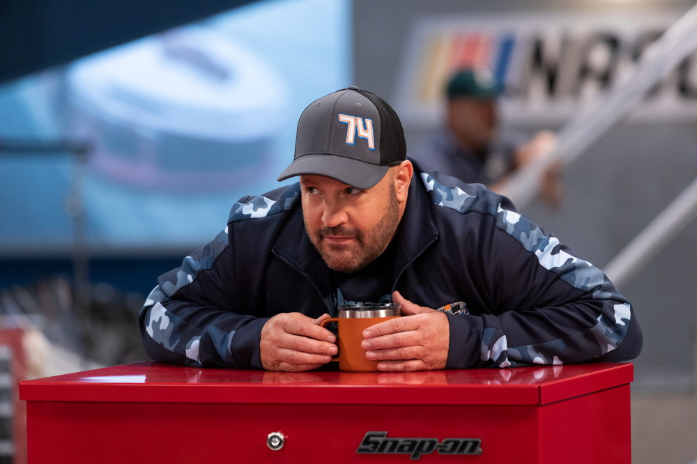 the crew kevin james