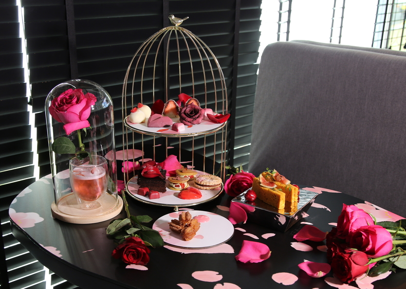 Sweet Valentine's Day treats by Janice Wong
