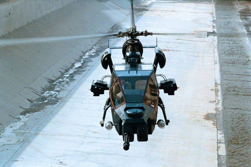 iconic helicopters blue thunder