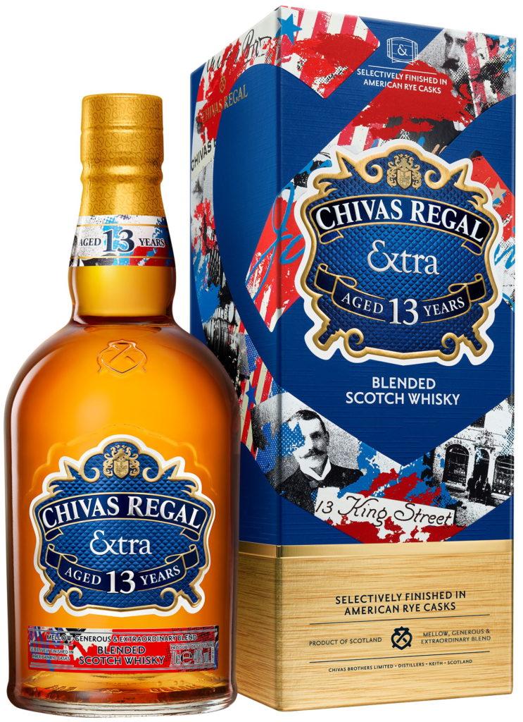 Chivas Extra 13 American Rye Cask