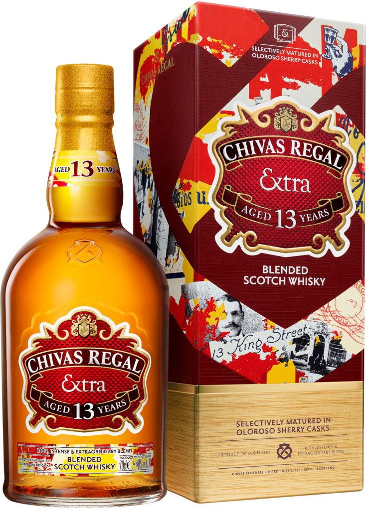 Chivas Extra 13 Oloroso Sherry Cask