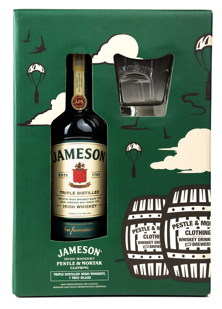 Jameson X PMC