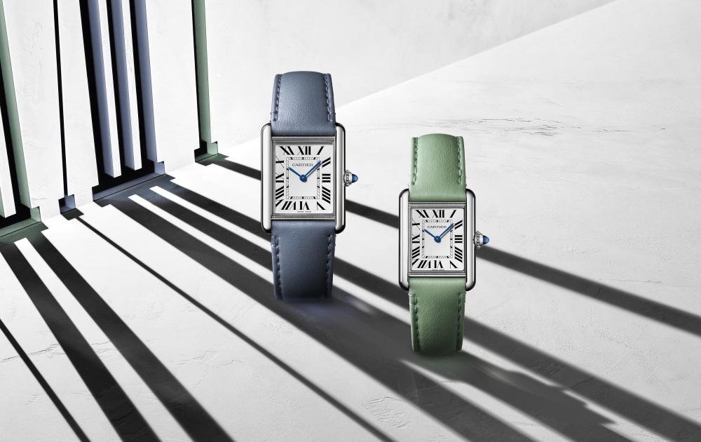 Cartier's 2021 Novelties
